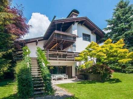 Großzügige Landhausvilla mit Indoorpool und separatem Appartment