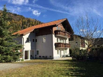 Appartementhaus mit 5 Wohnungen Nähe Mölltaler Gletscher