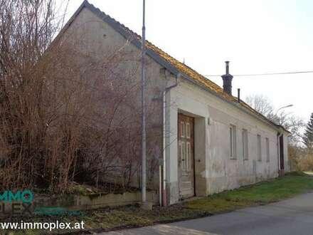Einfamilienhaus Nähe Hollabrunn zu verkaufen!