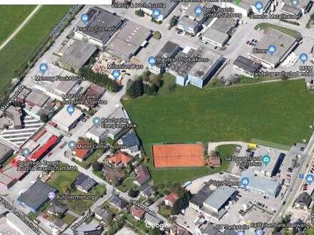 Lager- und Büroflächen im Gewerbegebiet Mayrwies zu vermieten