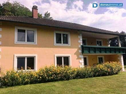 TOP! Großzügiges, neu adaptiertes Herrenhaus in Aussichtslage bei Krems zu vermieten!