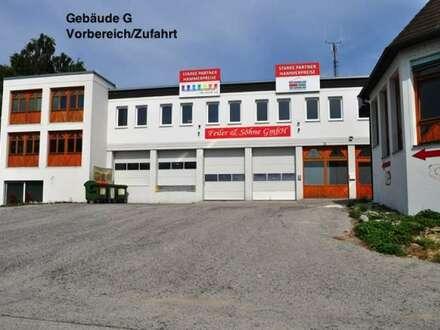 Lager, Werkstatt, Büro, Geschäft! Ab 25€ Netto/Monat! 10 m² - 1500 m²! 10 min nach Eisenstadt!