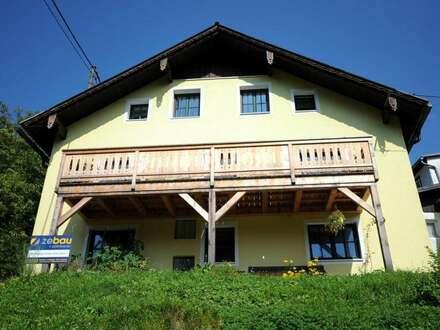 Einfamilienhaus in sonniger ruhiger Aussichtslage
