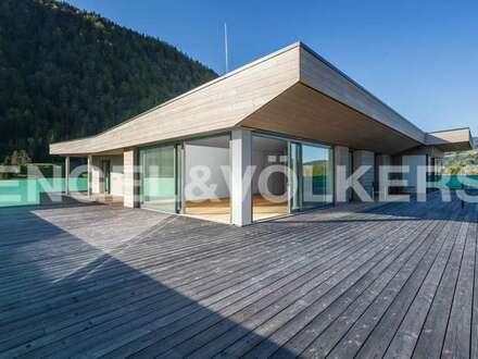 W-02A5BK Designer-Penthouse-Wohnungen mit Kaiserblick