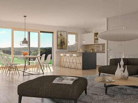 Neubau 73 m² 2-3 Zi. Wohnung | Dachgeschoß | Top Ausblick