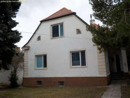 Interessantes Einfamilienhaus in Ruhelage und Innenstadtnähe