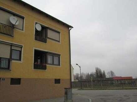 Hohenau: Eigentumswohnung mit Loggia