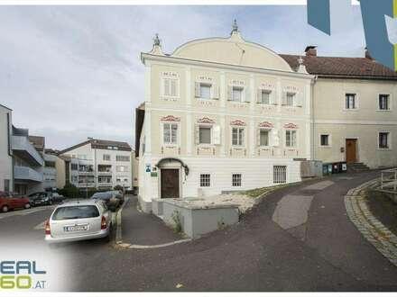 Ertragsobjekt mit über 5% Rendite am Fuße des Schlosses Ebelsberg!