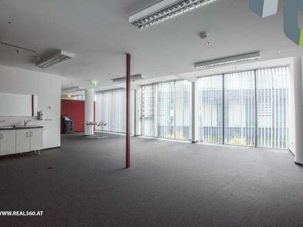 Moderne und hochwertig ausgestattete Ordinations-/Büroflächen an der Donaulände zu vermieten!