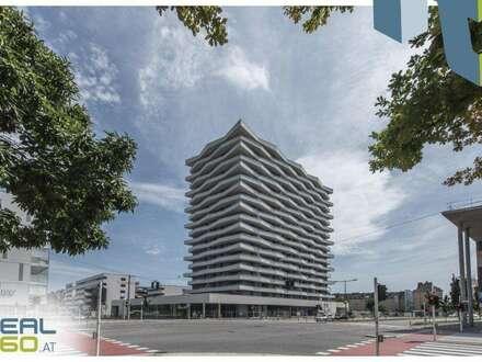NEUBAU - Wohntraum - 2 Zimmer Wohnung mit Loggia und Balkon - LENAUTERRASSEN!