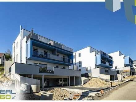 JETZT VERFÜGBAR / Wunderschöne 4-Zimmer-Neubaumaisonette mit Balkon und Dachterrasse!