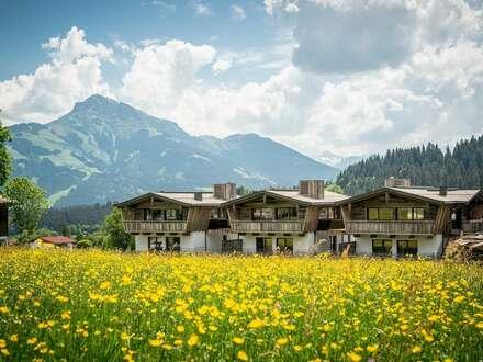 Luxuriöse Hof Residenzen am Fuße des Wilden Kaisers