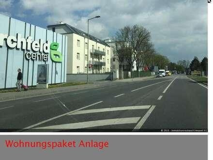3,69% Rendite! Top Anlagewohnung(en) and der Stadtgrenze zu Wien!
