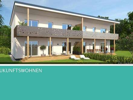 Zukunftswohnen Wohnung Eggersdorf 70m² Neubau