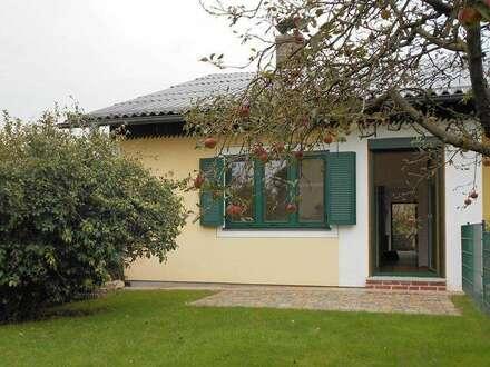 Gartenwohnung im Bungalow sonnige 3ZI+Terrasse-Garten  in ruhiger Sackgasse