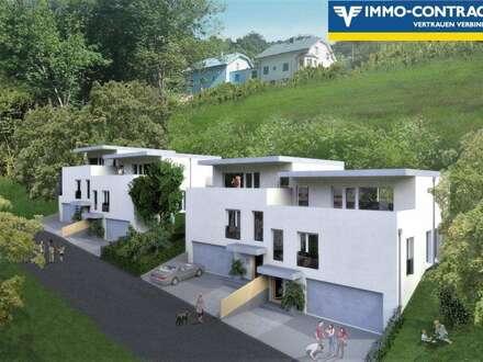 Provisionsfreie Vergabe Doppelhäushälfte mit 3 Terrassen