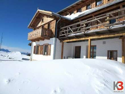 K3! Berg - Hotel auf 1.500m Seehöhe im Salzkammergut!