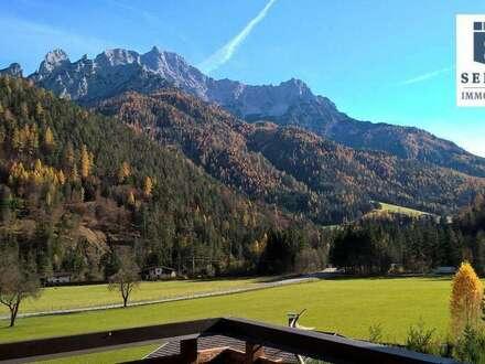Landhaus mit Bergblick in Waidring