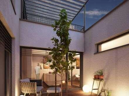 Einzigartiges Projekt in beschaulichem Einfamilienhausumfeld - multifunktionale Planung - XLGarten - das Wohlfühlerlebnis…