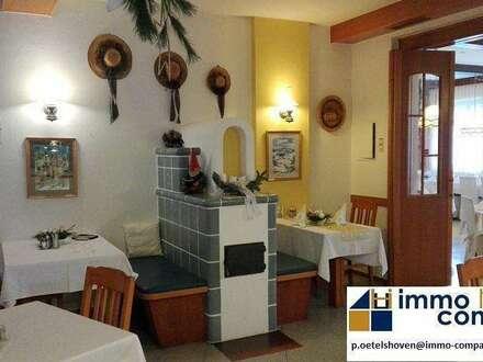 Gutgehendes, beliebtes Traditionsgasthaus im Bezirk Jennersdorf sucht wegen Pensionierungswunsch neuen Eigentümer