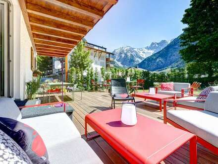 Boutique-Hotel im Brandnertal