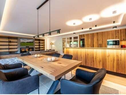 Stilvolle Wohnung mit Charme, am Stadtrand von Kitzbühel, mit guter Skianbindung
