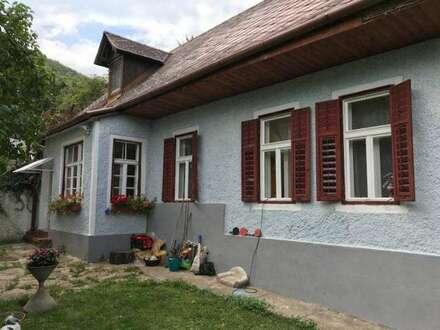Nettes kleines Haus mit Grundstück in Gösting