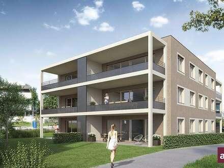 4-Zimmerwohnung mit sonniger Terrasse in Mäder