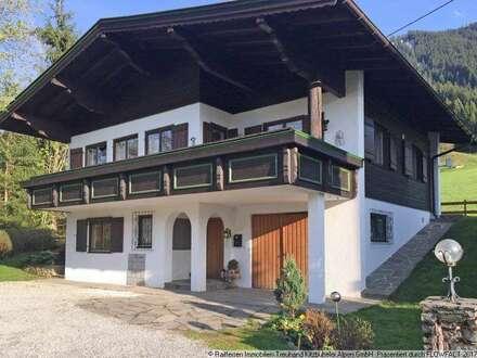 Landhaus in herrlicher Lage in Brixen im Thale - mit Freizeitwohnsitzgenehmigung!