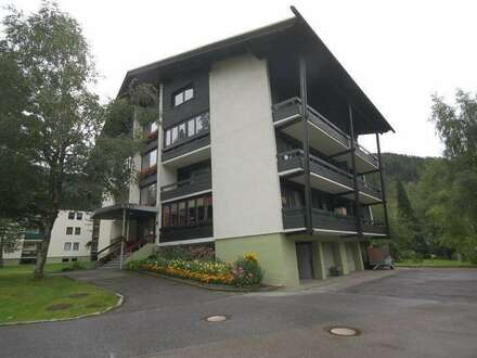 2-Zimmer-Wohnung in Bad Kleinkirchheim