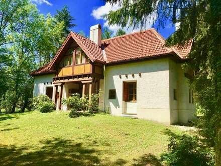 Architektenhaus in Els im südlichen Waldviertel