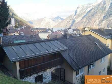 Großzügiges, geschichtsträchtiges Ein/Mehrfamilienhaus im Zentrum von Ebensee!