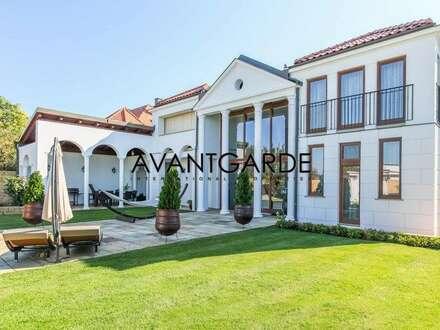 Prachtvolle Villa im venezianischen Stil