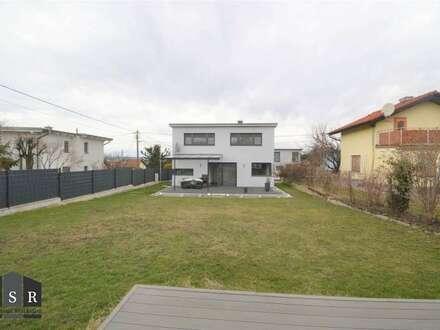 Modernes Einfamilienhaus mit wundervollem Garten in Favoriten