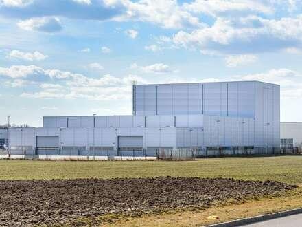 Distributionslager + Verwaltungsgebäude auf 16.500 m² Grundstück (Baureserve)