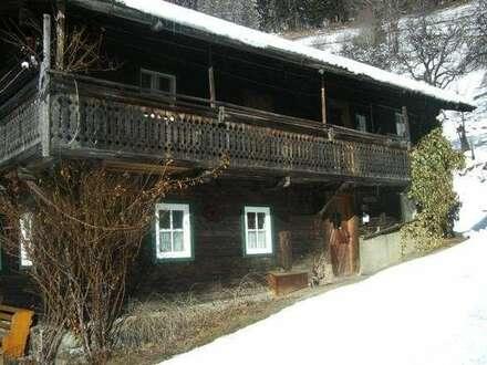 Bergbauernhof im Salzburger Land zu vermieten
