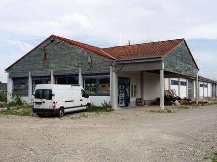 Gewerbeobjekt in Attnang-Puchheim mit zentraler Anbindung!