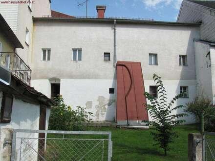Bürgerhaus im Zentrum mit Garten- optional mit-oder ohne Bürgerrecht