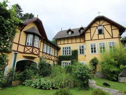 Exklusive historische Villa - Jahrhundertwende -
