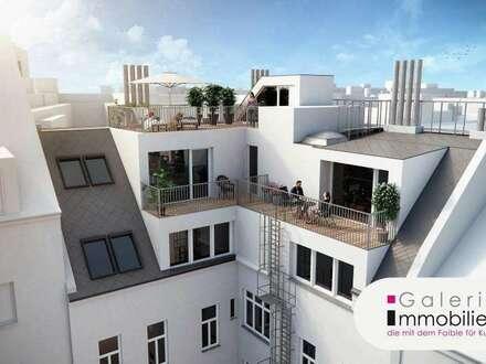 Bezaubernde DG-Wohnung mit Terrasse