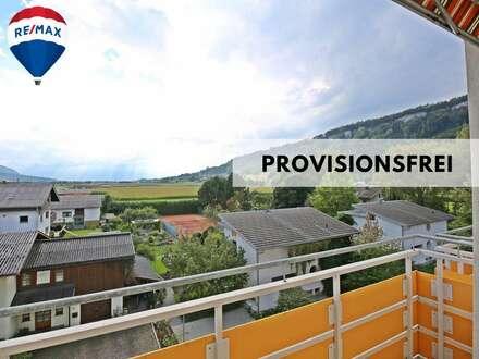 Neu renovierte 3 bzw. 4-Zimmer Wohnung in Feldkirch Tosters