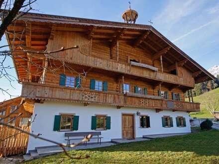 Luxus-Bauernhaus am Fuße des Kaisers ( VM801259 )