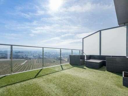 Luxusmietwohnung - Dachgeschoßwohnung Top 16