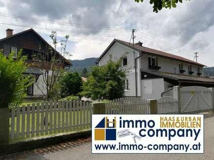 Ideal für Großfamilien, zwei Häuser in Kirchberg am Wechsel