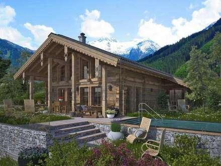 Mountain-Chalet de luxe