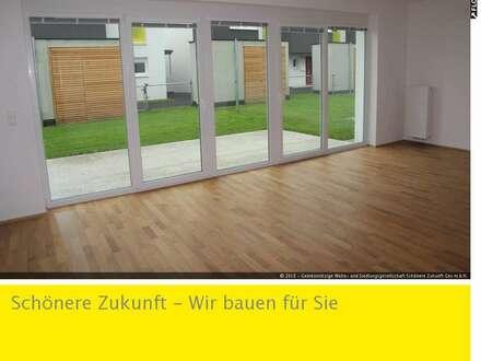 Modernes Reihenhaus mit Kaufoption zu vermieten! Inkl. Terrasse, Garten und Garagenplatz!