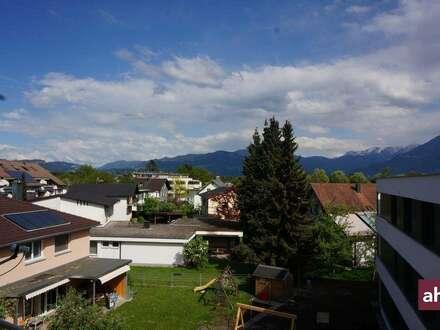 Große Dachgeschoss-Wohnung in Lustenau zu vermieten!