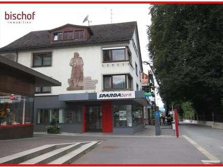Großzügige Büro/Geschäftsfläche im Dornbirn Zentrum zu vermieten