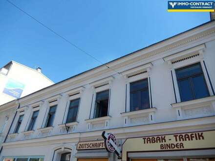 Top-DG-Mietwohnung mit französischem Balkon im Stadtzentrum