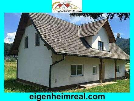 Einmalige Gelegenheit: Altes Haus, Kleinlandwirtschaft und Baugründe in ruhiger Dorflage